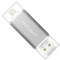 описание, цены на Macally Lightning Flash Drive USB 3.0