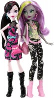 Купить кукла Monster High Dance the Fright Away Draculaura and Moanica DNY33: цена от 999 грн.