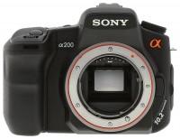 Инструкция К Фотоаппарату Sony A 200