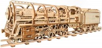 Купить 3D пазл UGears Locomotive with Tender: цена от 965 грн.
