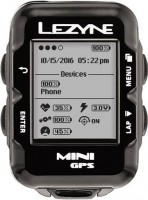 Купить велокомпьютер / спидометр Lezyne Mini GPS: цена от 3276 грн.