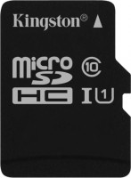 описание, цены на Kingston microSDHC Canvas Select