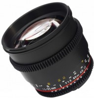 Купить объектив Samyang 85mm T1.5 AS IF UMC VDSLR: цена от 7830 грн.
