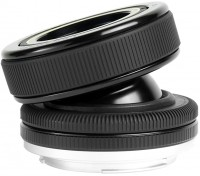 Купить объектив Lensbaby Composer Pro Double Glass: цена от 2999 грн.