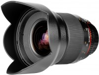 Купить объектив Samyang 16mm T2.2 ED AS UMC CS: цена от 10560 грн.