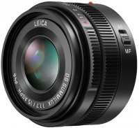 Купить объектив Panasonic H-X015 15mm f/1.7 ASPH: цена от 13812 грн.