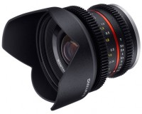 Купить объектив Samyang 12mm T2.2 ED AS NCS CS VDSLR: цена от 10638 грн.