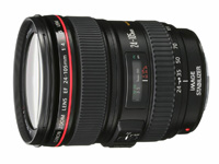 Купить объектив Canon EF 24-105mm f/4.0L IS USM: цена от 17650 грн.