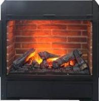 Электрокамин с пламенем 3д в украине электрические камины для квартиры фото