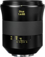 Купить объектив Carl Zeiss Otus 1.4/85: цена от 118985 грн.