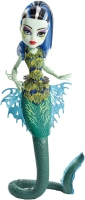 Купить кукла Monster High Great Scarrier Reef Frankie Stein DHB55: цена от 399 грн.