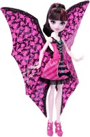 Купить кукла Monster High Ghoul-to-Bat Transformation Draculaura DNX65: цена от 699 грн.