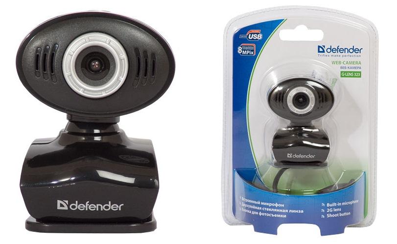 Драйвер для веб камеры defender g lens 323