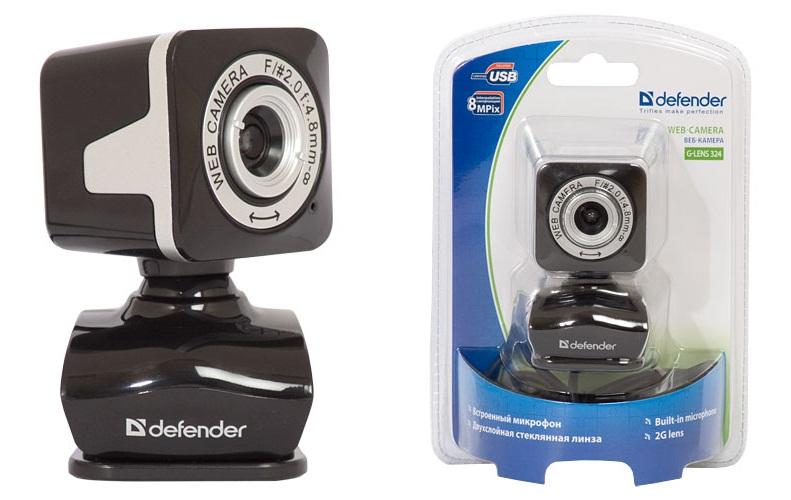 Defender g lens 324 скачать драйвера