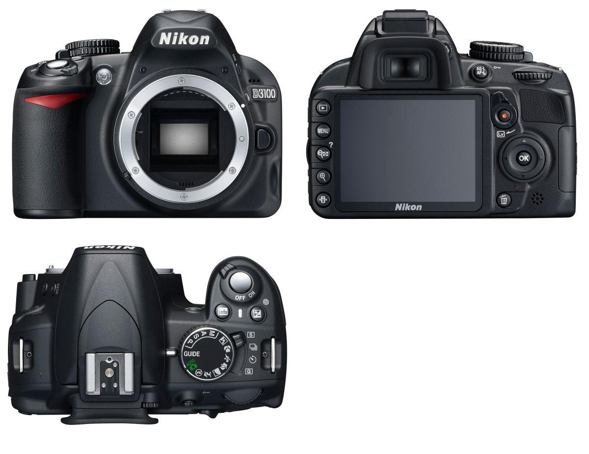 Nikon d3100 инструкция читать