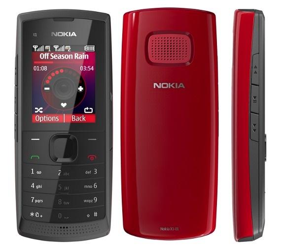 Nokia X1-01 Инструкция - фото 9
