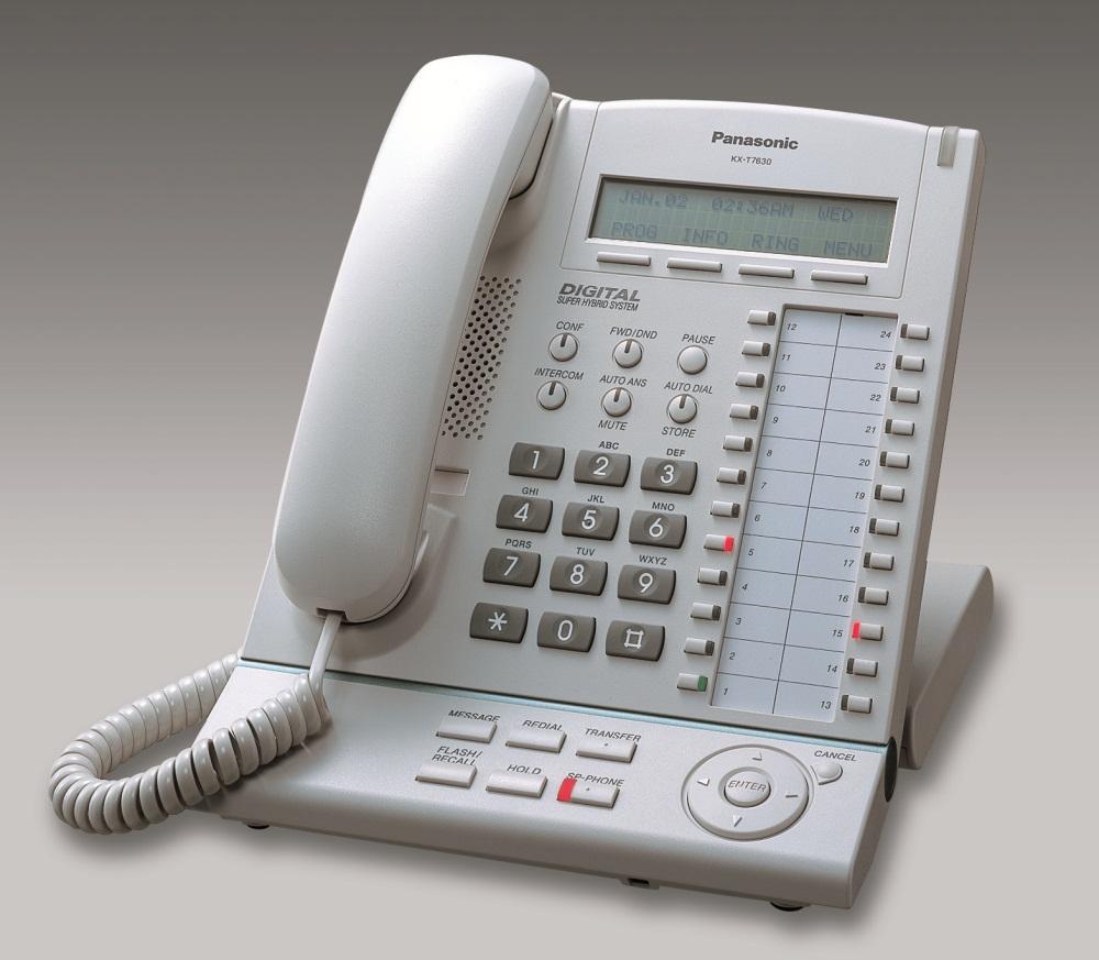 Panasonic kx ts2365 схема 43