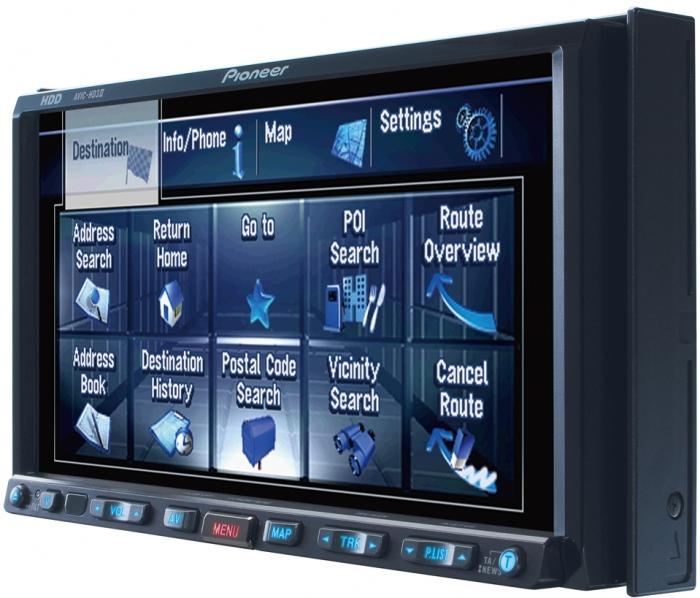 ссылки: Pioneer AVIC-HD3-2