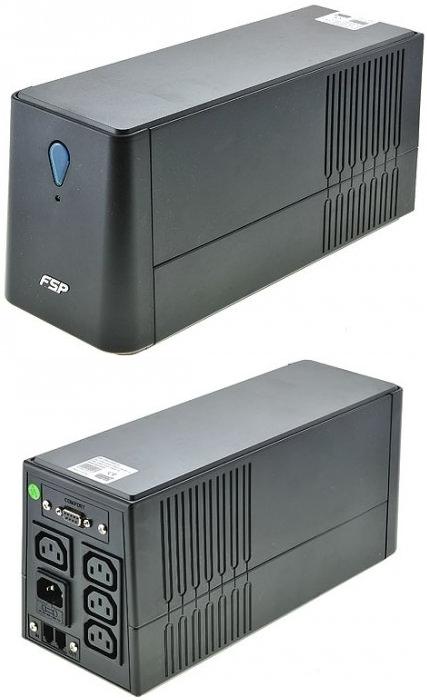 ИБП FSP EP 650.
