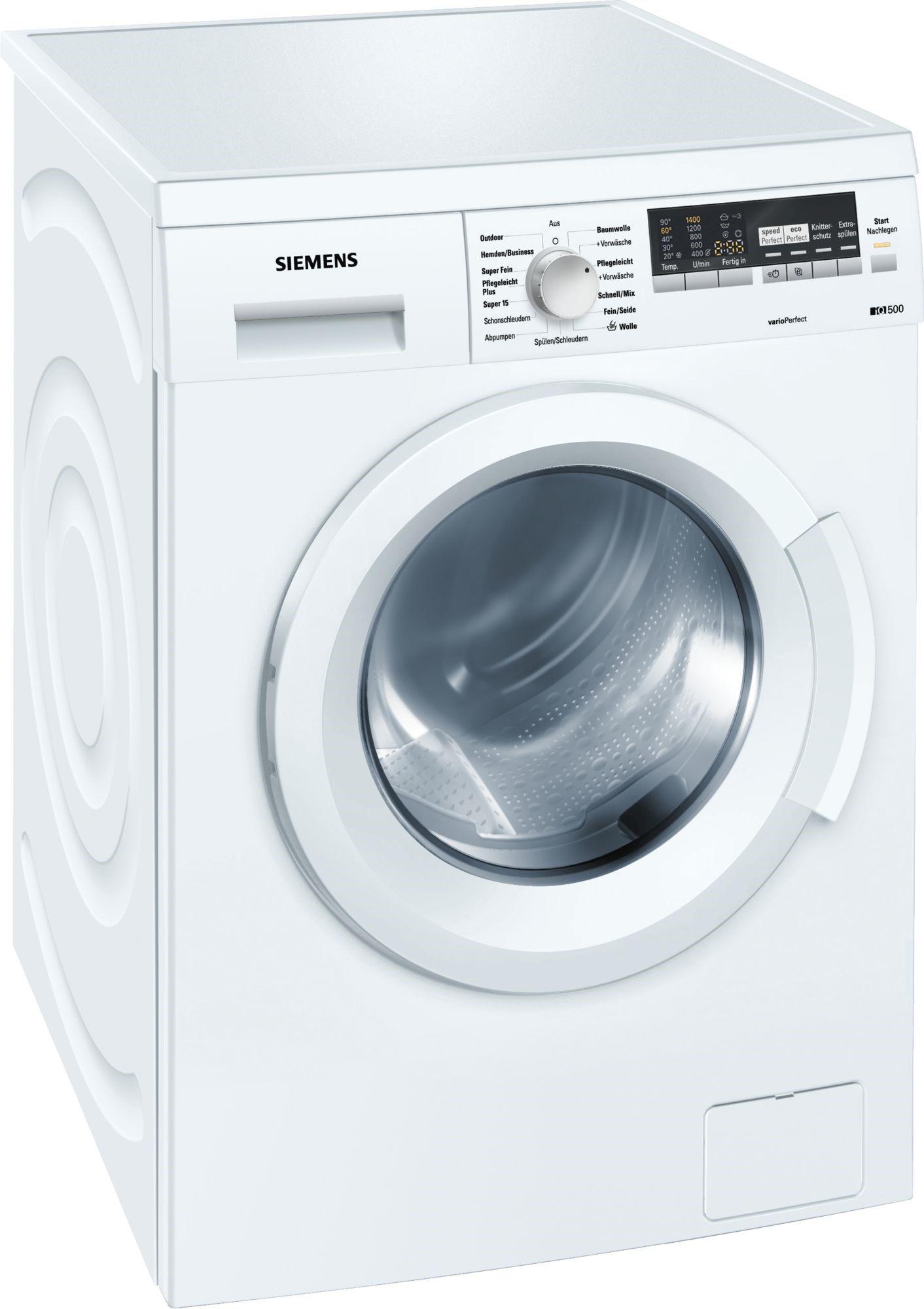 инструкция для стиральных машин сименс
