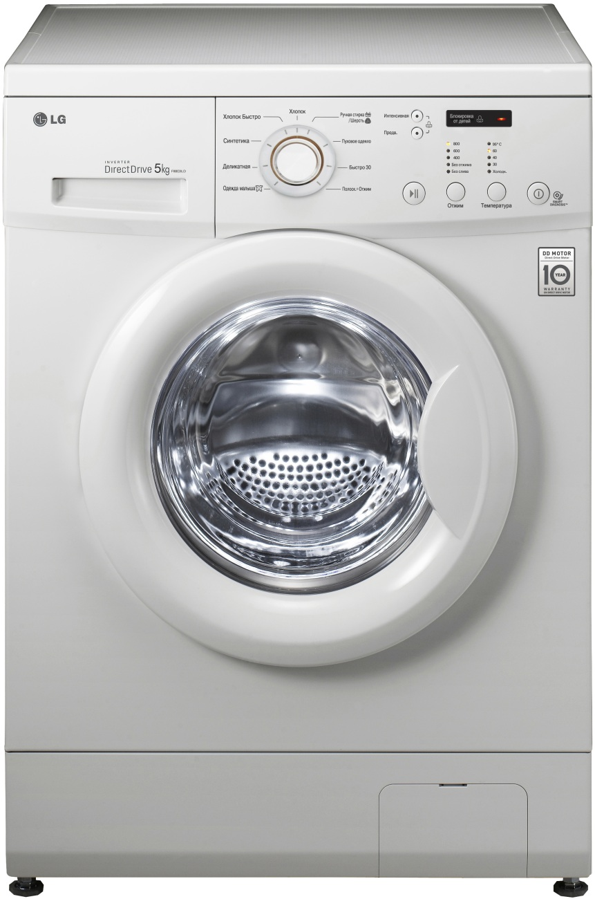 Инструкция по применению стиральной машине lg