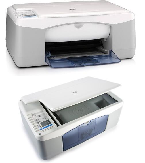 принтер Hp Deskjet F380 инструкция - фото 6