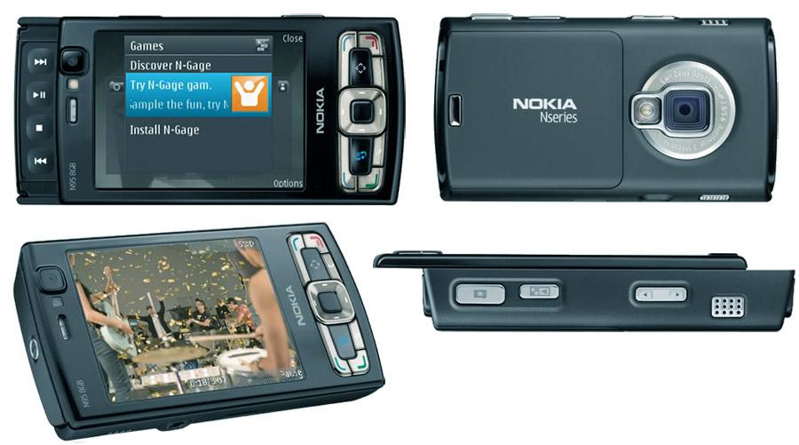 Nokia n95 8gb купить украина