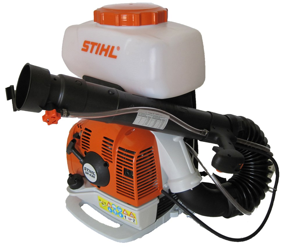 Stihl Sr 430 Инструкция - фото 8