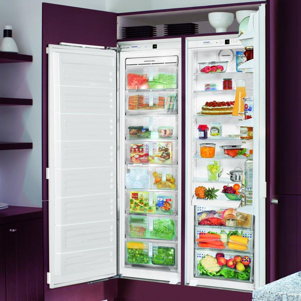 холодильник liebherr sbs 61i4 схема встройки