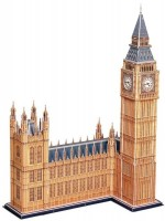 Купить 3D пазл CubicFun Big Ben MC087h: цена от 565 грн.