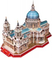 Купить 3D пазл CubicFun Saint Pauls Cathedral MC117h: цена от 250 грн.