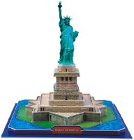 Купить 3D пазл CubicFun Statue of Liberty C080h: цена от 134 грн.