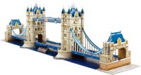 Купить 3D пазл CubicFun Tower Bridge MC066h: цена от 214 грн.