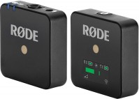 Купить микрофон Rode Wireless GO: цена от 6290 грн.