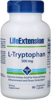 описание, цены на Life Extension L-Tryptophan 500 mg