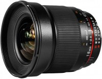 Купить объектив Samyang 16mm f/2.0 ED AS UMC CS: цена от 10500 грн.