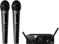Купить микрофон AKG WMS40 Mini Dual Vocal Set: цена от 4690 грн.