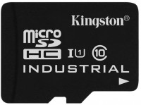 описание, цены на Kingston Industrial Temperature microSDHC UHS-I