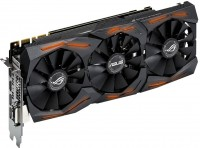 Купить видеокарта Asus GeForce GTX 1070 ROG STRIX-GTX1070-O8G-GAMING: цена от 6750 грн.