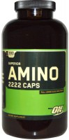 описание, цены на Optimum Nutrition Amino 2222 Capsules