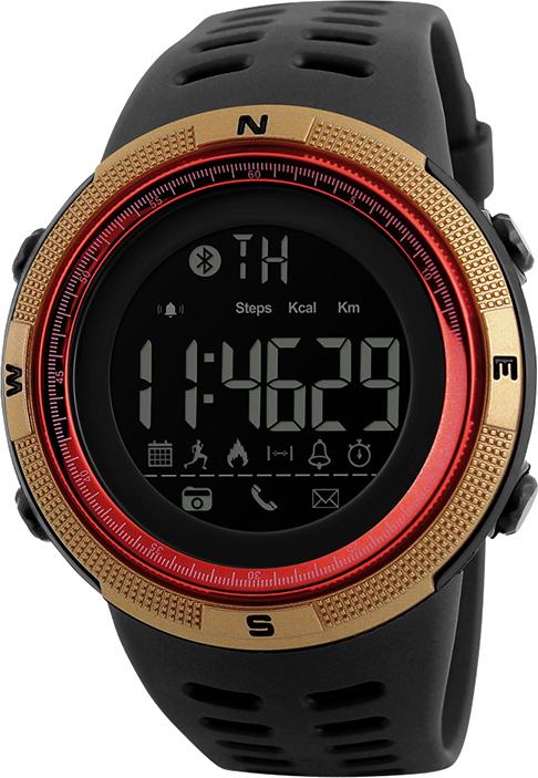 Носимый гаджет SKMEI Smart Watch 1250 купить ▷ цены и отзывы магазинов  Украины  продажа в Киеве 5181b181d21e0
