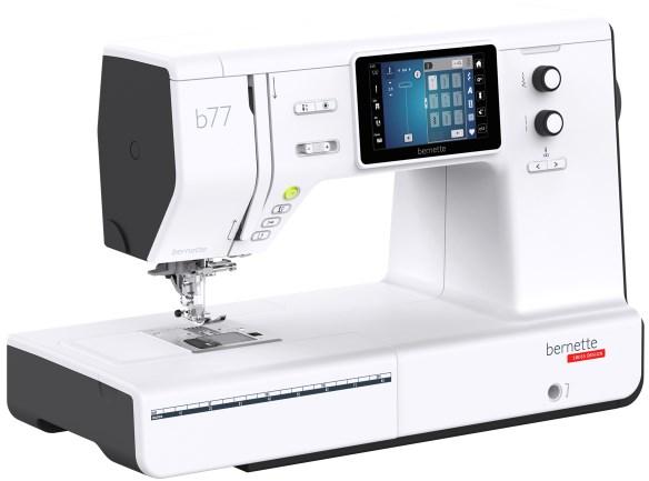 бытовая швейная машинка с верхним транспортером