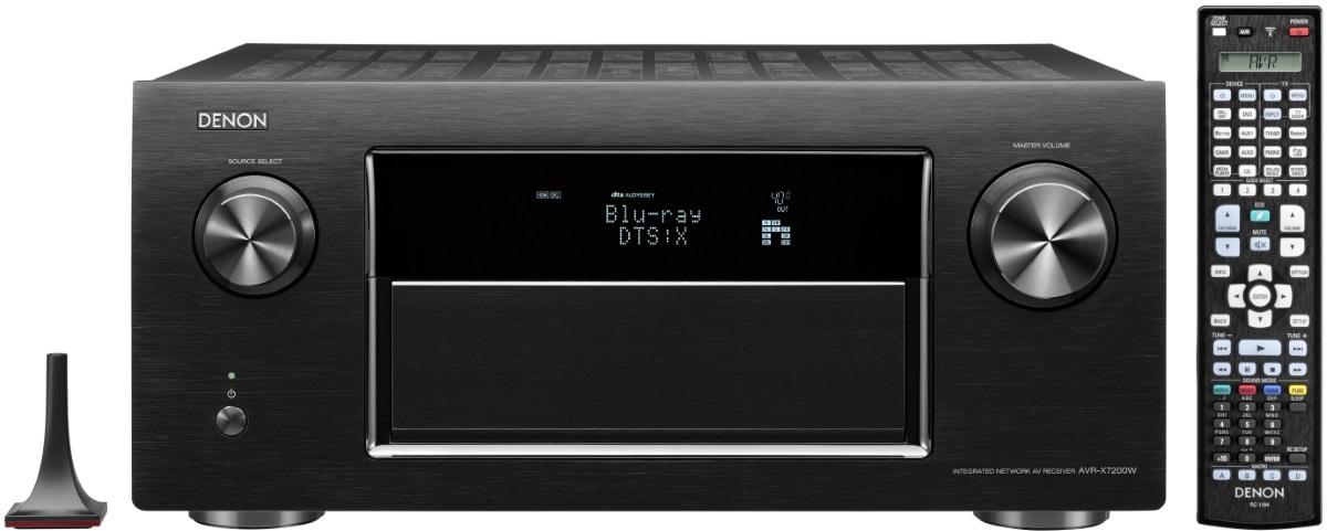 AV-ресивер Denon AVR-X7200W купить ▷ цены и отзывы