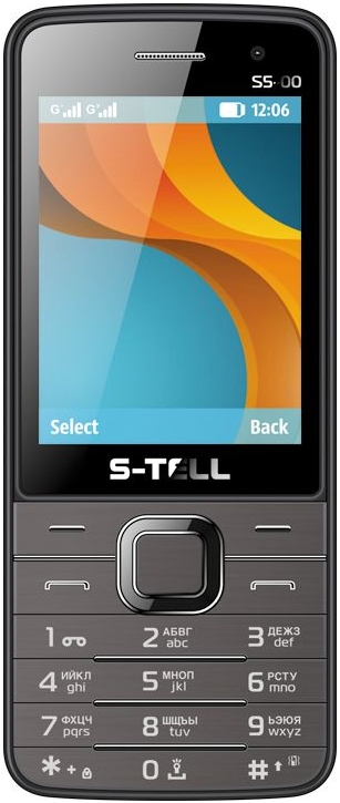 Мои приобретения обзор китайского мобильного телефона s-tell s2-02.